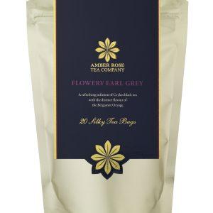 Flowery Earl Grey Tea