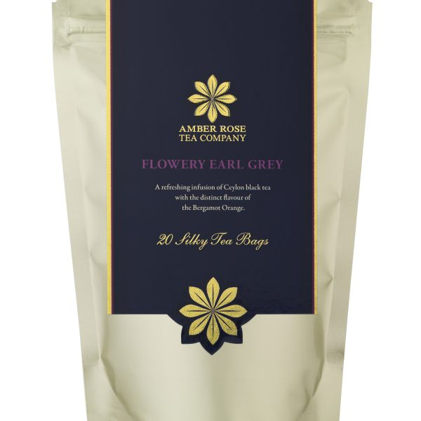 Flowery Earl Grey Tea